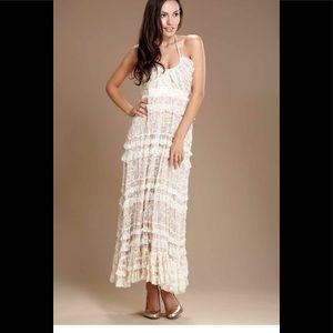 Voom by Joy Han maxi lace dress